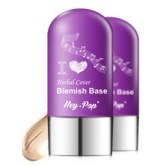 Hey-Pop Herbal Cover Blemish Base